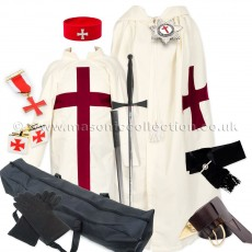 The Basics of Knights Templar Regalia