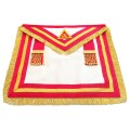 RA Irish Chapter Past Kings Apron with Fringe
