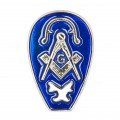 Masonic Slipper Badge