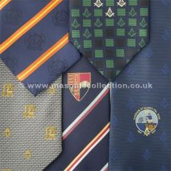 Custom Lodge ties