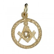 Masonic Gold Pendants
