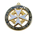 Knights Gt. Officer Collarette Jewel