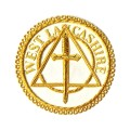 RA Chapter Provincial Apron Badge