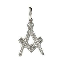 Masonic Silver Pendants