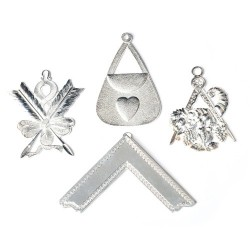 Masonic Craft Jewels