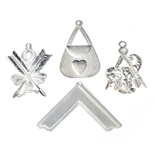 Craft Officers Collar Jewel