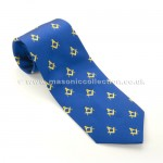 Masonic Square & Compass Tie
