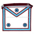 Mark Degree Lambskin Master Masons Apron
