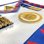 RA Chapter Provincial London Apron
