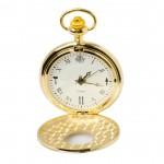 Masonic Half Hunter Pocket Watch