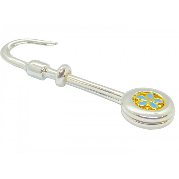Freemasons Forget me Knot Napkin Holder / Hook