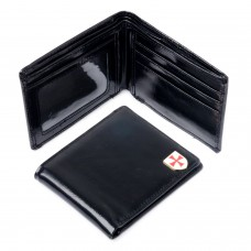 Masonic High Quality Real Soft Leather Knights Templar Wallet