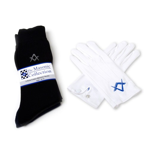 Masonic Regalia, Gifts and Freemason Supplies 100% Cotton