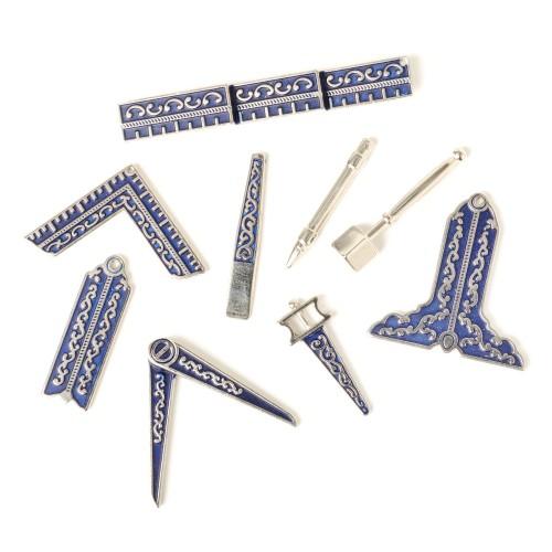 Masons Boxed Small Working Tools Set