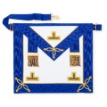 Lambskin Provincial (or LGR) Undress Apron with Levels