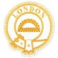 Mark Provincial Full Dress Apron Badge