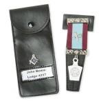 Masonic Breast Jewel Holder/ Wallet