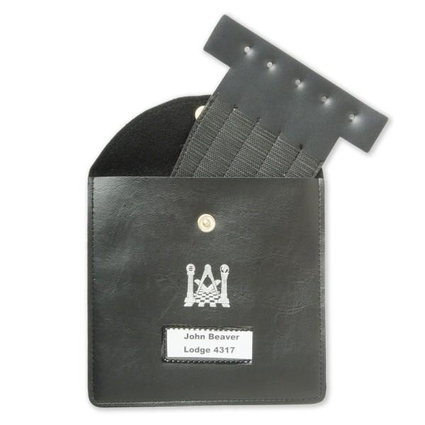 Masonic Jewel Holder & Jewel Pad
