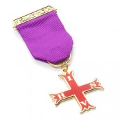 Red Cross of Constantine Jewels