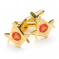 Royal Arch Masonic Cufflinks