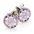 OSM Masonic Cufflinks