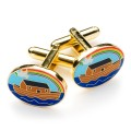 Ark Marriner Masonic Cufflinks