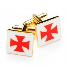 Knights Templar Masonic Cufflinks