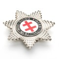 Masonic Knights Templar Perceptors Breast Star