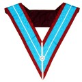 Masonic Mark Past Masters Collar