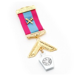 Masonic Mark Degree Jewels