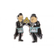 Masonic Novelty Badges