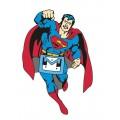 Masonic Superman Badge