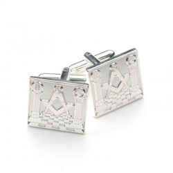 Masonic Design Cufflinks