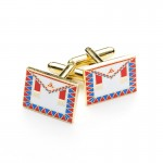 Masonic Apron Range Cufflinks